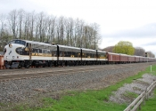 NS Business Train at Cresson